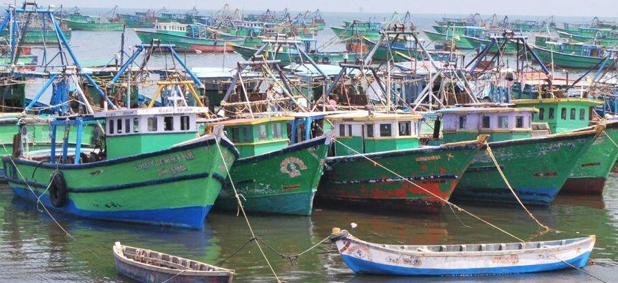 fisher man strike