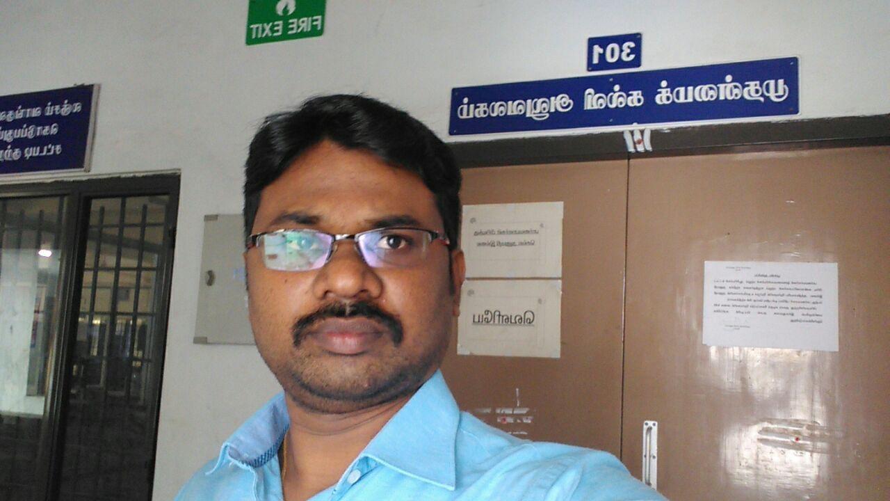 ஆசிரியர் பிரவீன்குமார்