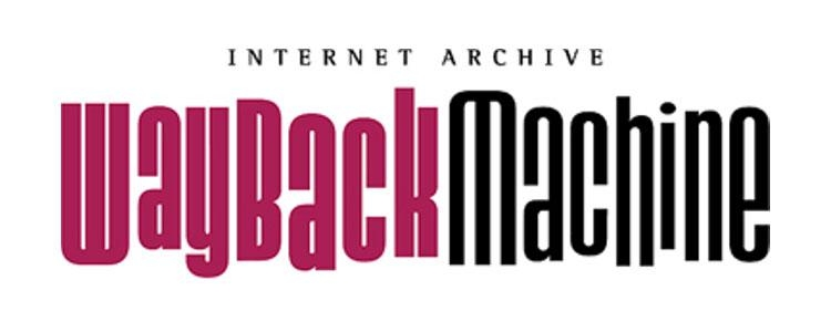 Internet Archive - Wayback Machine