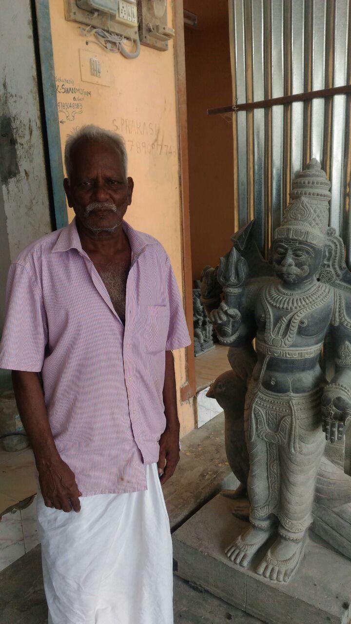 சிற்பி சிதம்பர ஆசாரி