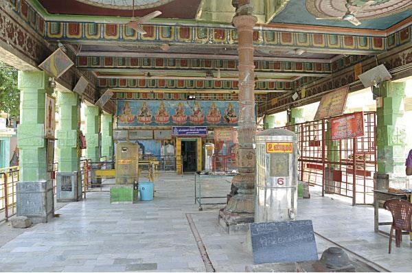 முத்து மாரியம்மன் கோயில்