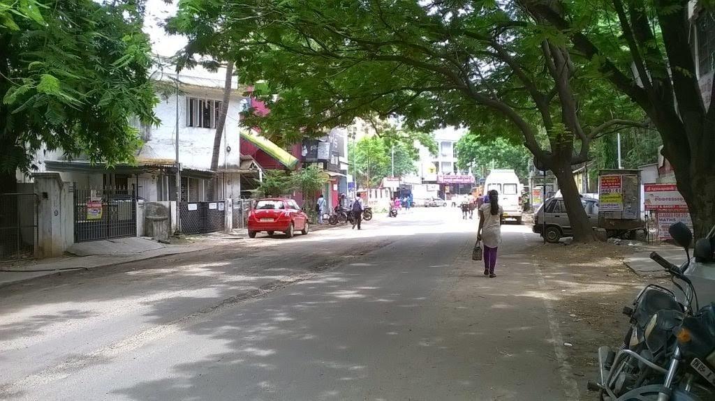 தி நகர்