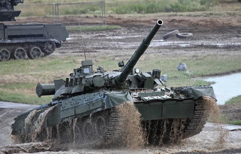 டி-90 டாங்கு