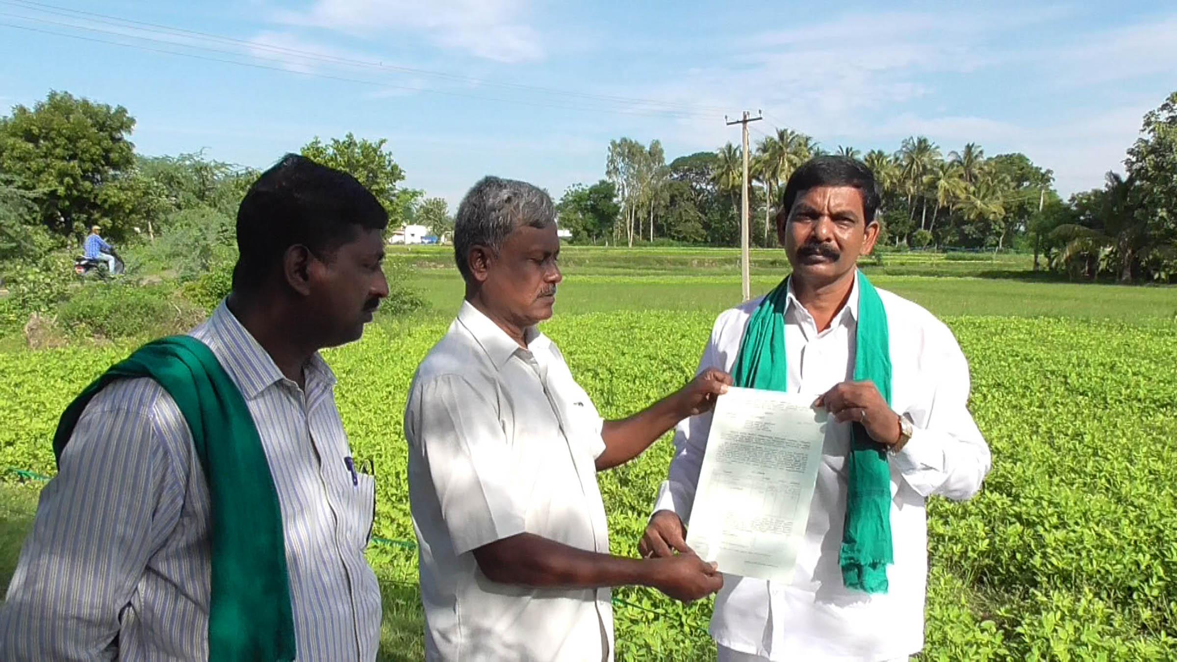vellore farmers