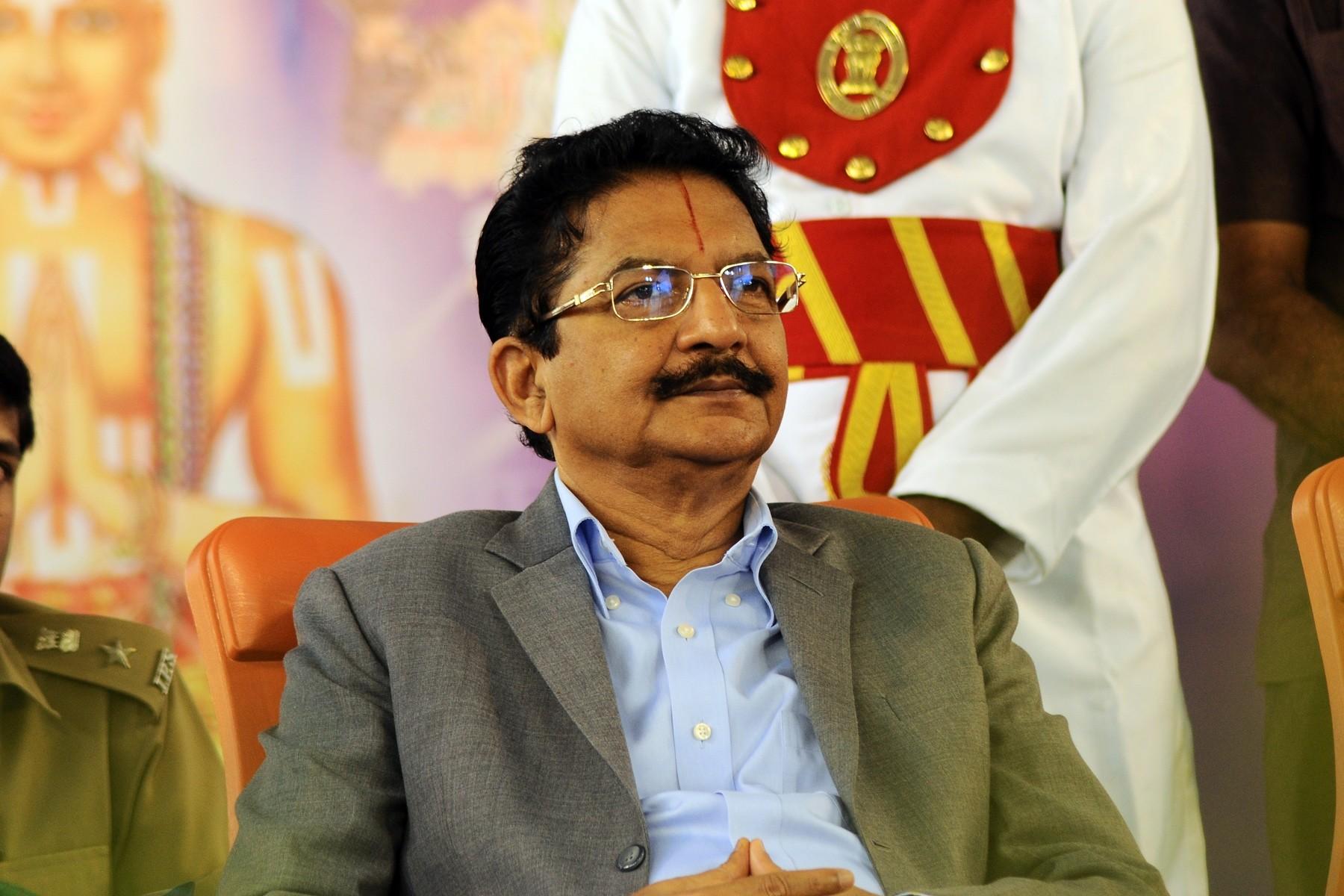 தமிழக ஆளுநர் வித்யாசாகர் ராவ்