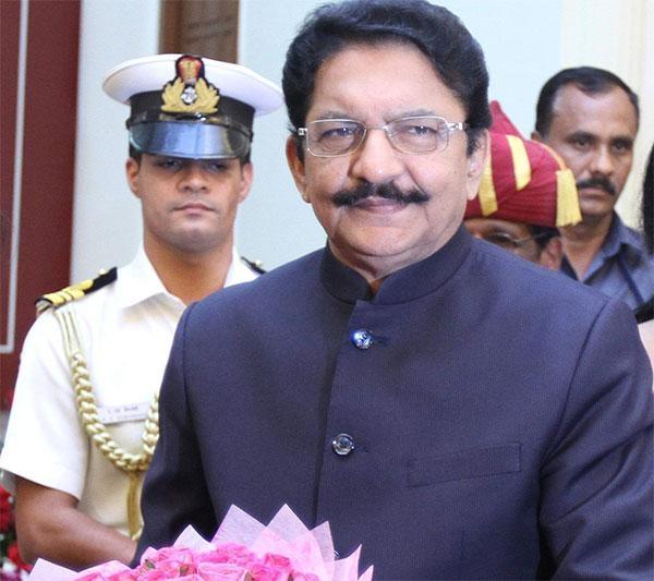 ஆளுநர் வித்யாசாகர் ராவ்