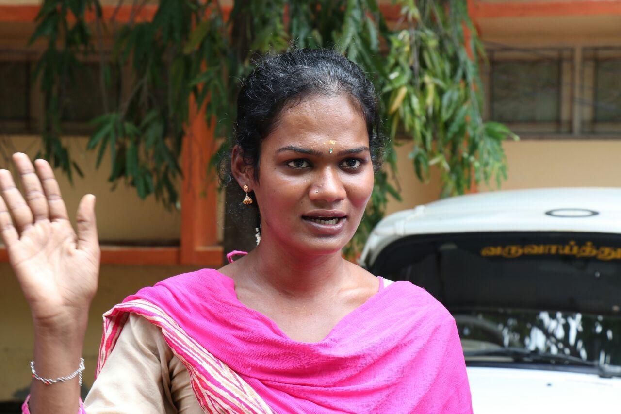 திருநங்கை நஸ்ரியா