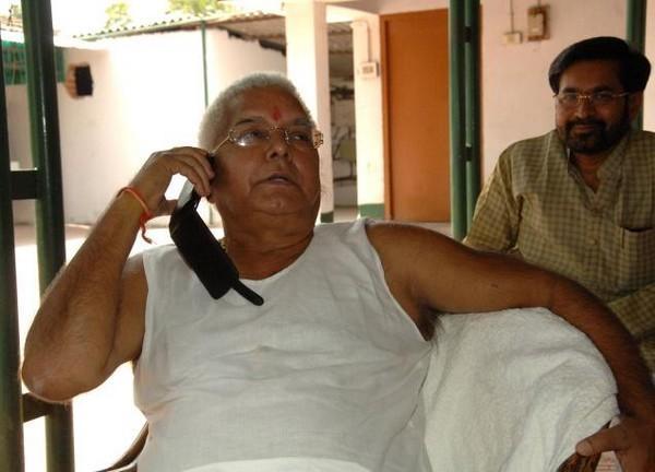 மெகா கூட்டணி லாலு