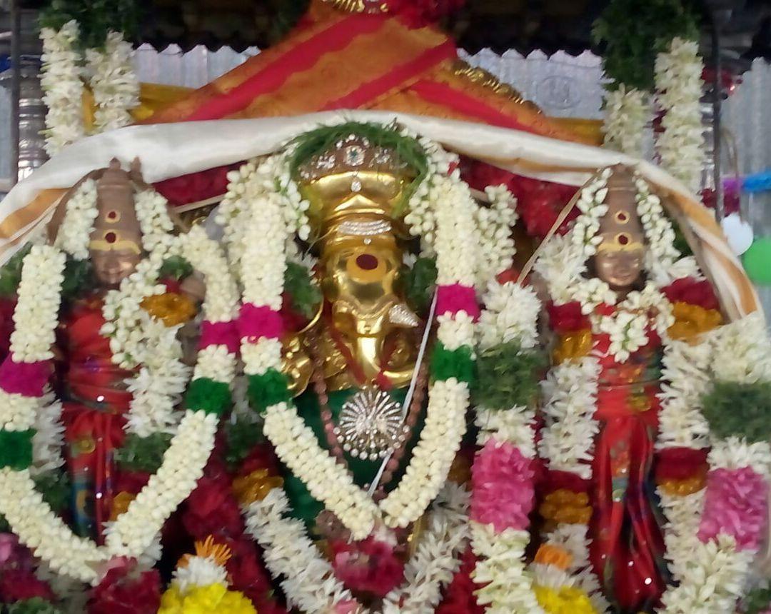 உப்பூர் விநாயகர் திருக்கல்யாணம்