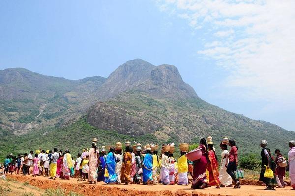 பொட்டிபுரம் மலைப்பகுதி