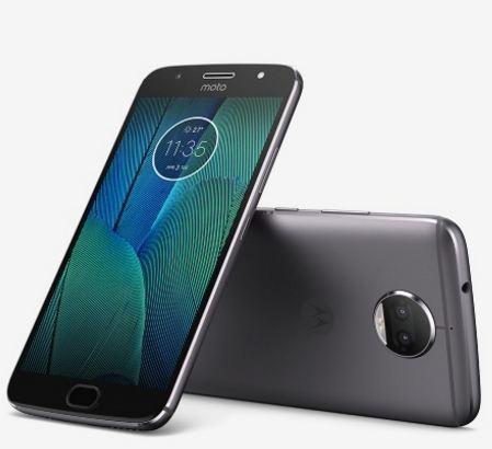 டூயல் கேமரா கொண்ட Motorola Moto G5S plus