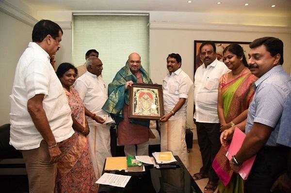 பா.ஜ-வில் நயினார் நாகேந்திரன்