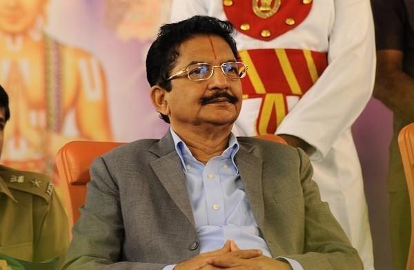 ஆளுநர் வித்யாசகர் ராவ்
