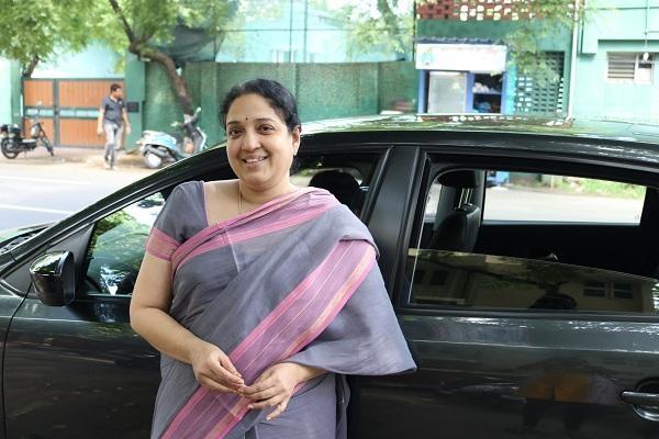 சுஜாதா ரவி