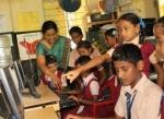 அம்மாக்கள் மட்டுமே கலந்துகொள்ளும் பெற்றோர் - ஆசிரியர் சந்திப்பு! #CelebrateGovtSchools