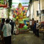 நள்ளிரவில் களைகட்டிய விநாயகர் சதுர்த்தி கொண்டாட்டங்கள்.! #VinayagarChaturthi