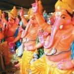 விநாயகர் சதுர்த்ததி பாதுகாப்பு...  10 நாட்களுக்கு முன்னரே தயாரான போலீஸார் !