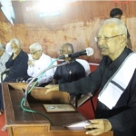 'ஆதிச்சநல்லூர், கீழடி ஆய்வுகளை தொடர வேண்டும்..!'- வீரமணி தலைமையில் நடந்த மாநாட்டில் தீர்மானம்