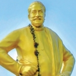 சிவாஜி சிலை அகற்றப்பட்டதில் சதி, மெரினா கடற்கரையில் அமைக்க வேண்டும்! - ராமதாஸ் கோரிக்கை