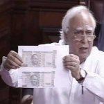இரண்டு விதமான 500 ரூபாய் நோட்டுகள்... மத்திய அரசைச் சாடும் எதிர்க்கட்சிகள்