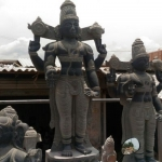 'கண்ணுல உயிர் இல்லாத சிலை கல்லுக்கு சமம்!' - மகாபலிபுரம் சிற்பிகளுடன் ஒருநாள்