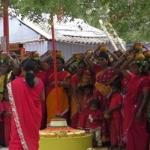 மழைக்காக கஞ்சிக் கலயம் சுமந்த பெண்கள்! - நெல்லையில் விநோத வழிபாடு