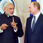 இணையும் இந்திய- ரஷ்ய உறவு: சீனாவுக்கு எச்சரிக்கையா?