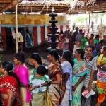 ஆடி கடைசி செவ்வாய்... குமரி மாவட்ட அம்மன் கோயில்களில் அலைமோதிய கூட்டம்!