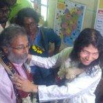 'தமிழக மக்களுக்கு மனமார்ந்த நன்றி!': இரோம் சர்மிளா நெகிழ்ச்சி!