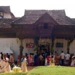 ஓணம் கொண்டாட்டத்துக்குத்தயாராகும் கேரள அரண்மனை!