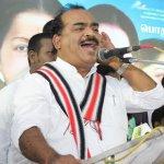 'விதை நெல்லையே விற்கப்பார்க்கிறார்கள்' - கொதிக்கும் நாஞ்சில் சம்பத்