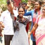 'அடக்குமுறையால் போராட்டம் அடங்காது': கொதிக்கும் மாணவி வளர்மதி!