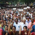 ' மக்களை வதைத்து, கார்ப்பரேட்டுகளை வளர்க்கிறது!'  - ஸ்டேட் வங்கி மீது பாயும் ஊழியர்கள்