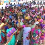 ஆசிரியர்கள், அரசு ஊழியர்கள் வேலைநிறுத்தம்: ராமநாதபுரம் மாவட்டத்தில் 10 ஆயிரம்பேர் பங்கேற்பு