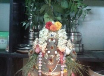 'தண்ணீரில் கரைக்கவேண்டாம், மண்ணில் புதையுங்கள்': விநாயகர் சதுர்த்தியின் புது மெசேஜ்!