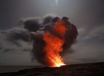 """""""இங்கெல்லாமா இருக்கும்..!"""" - 138 எரிமலைகளைக் கண்டுபிடித்த ஆராய்ச்சியாளர்கள்"""