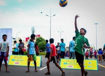 அட... இன்னிக்கு 'மெட்ராஸ் டே'ல... 'வாவ்' பெசன்ட் நகர்! #Chennai378