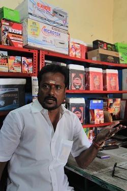 டிரான்ஸ்போர்ட் அதிபர் புல்லட் ரமேஷ்