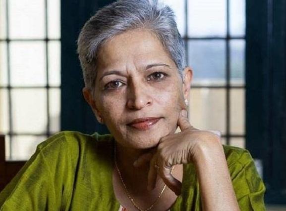 பத்திரிகையாளர் கௌரி லங்கேஷ்