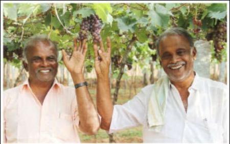 KR Sadasivam and KR Maran