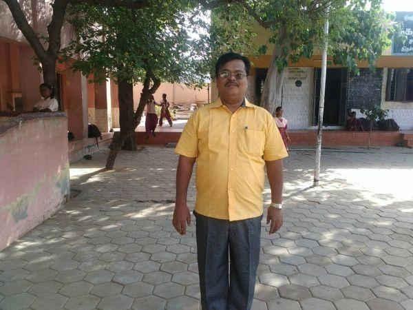 ஆசிரியர் சாந்தகுமார்