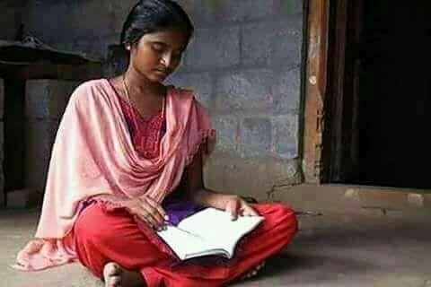 ஆசிரியை சபரிமாலா - அனிதா