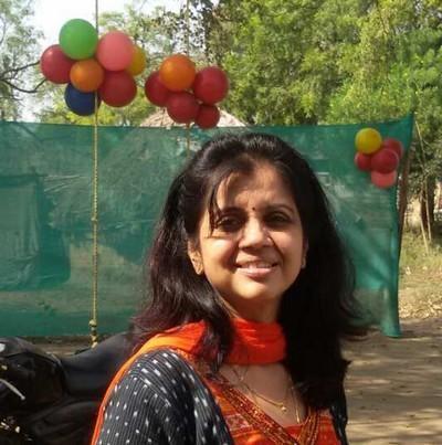 ஹரிணி மோகன்