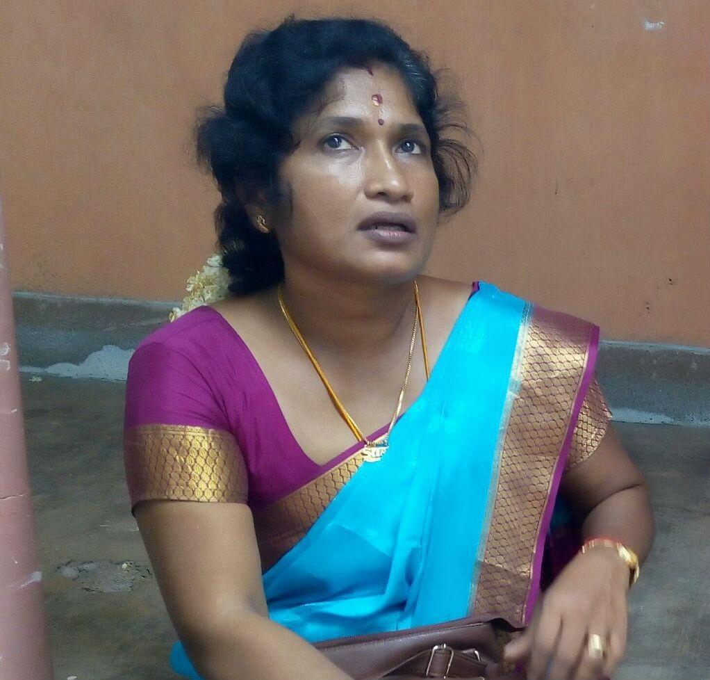 அனந்தி சசிதரன், anandhi sasidharan