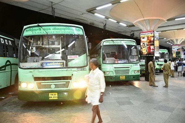 பஸ் ஸ்டிரைக்