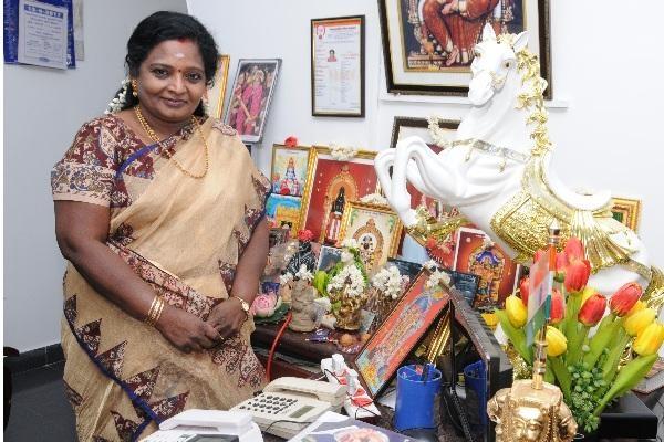 தமிழிசை செளந்தரராஜன்