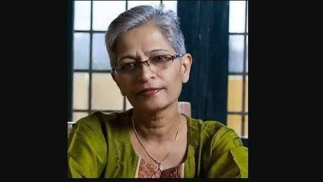 பத்திரிகையாளர் கவுரி லங்கேஷ்