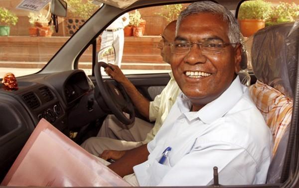 இந்திய கம்யூனிஸ்ட் தேசியச் செயலாளர் டி.ராஜா