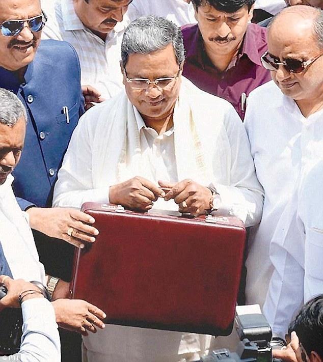 கர்நாடகா தேர்தல் சித்தராமைய்யா