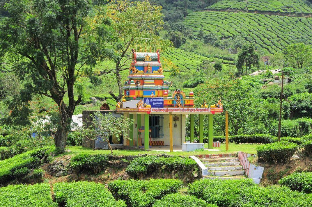 மேகமலை கௌமாரியம்மன் கோயில்